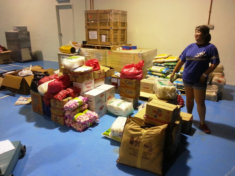 Malaysia Kampong Rekom Charity trip 2014_03_28 - Offroad-Express